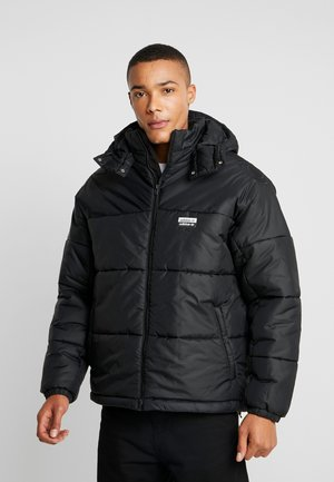 REVEAL YOUR VOICE JACKET - Winter jacket - black