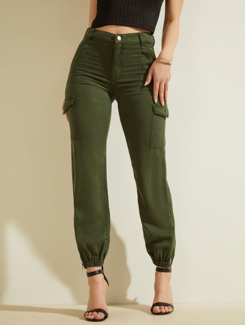 Guess - Cargo trousers - grün