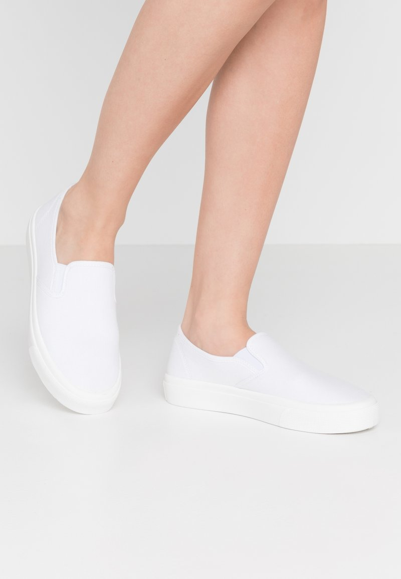 Rubi Shoes by Cotton On - HARPER  - Slip-ons - white