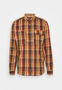 GLENMORA - Shirt - brown duck