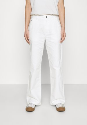 GO TO PANT - Relaxed fit jeans - vintage white