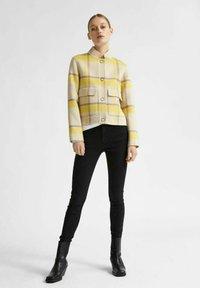 Selected Femme - KURZE - Summer jacket - sandshell - 1