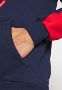 adidas Originals - Sweatshirt - red/collegiate navy - 4