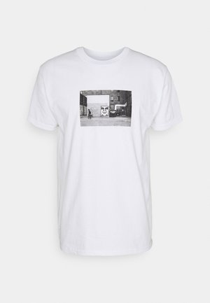 ICON FACE TORONTO - Print T-shirt - white