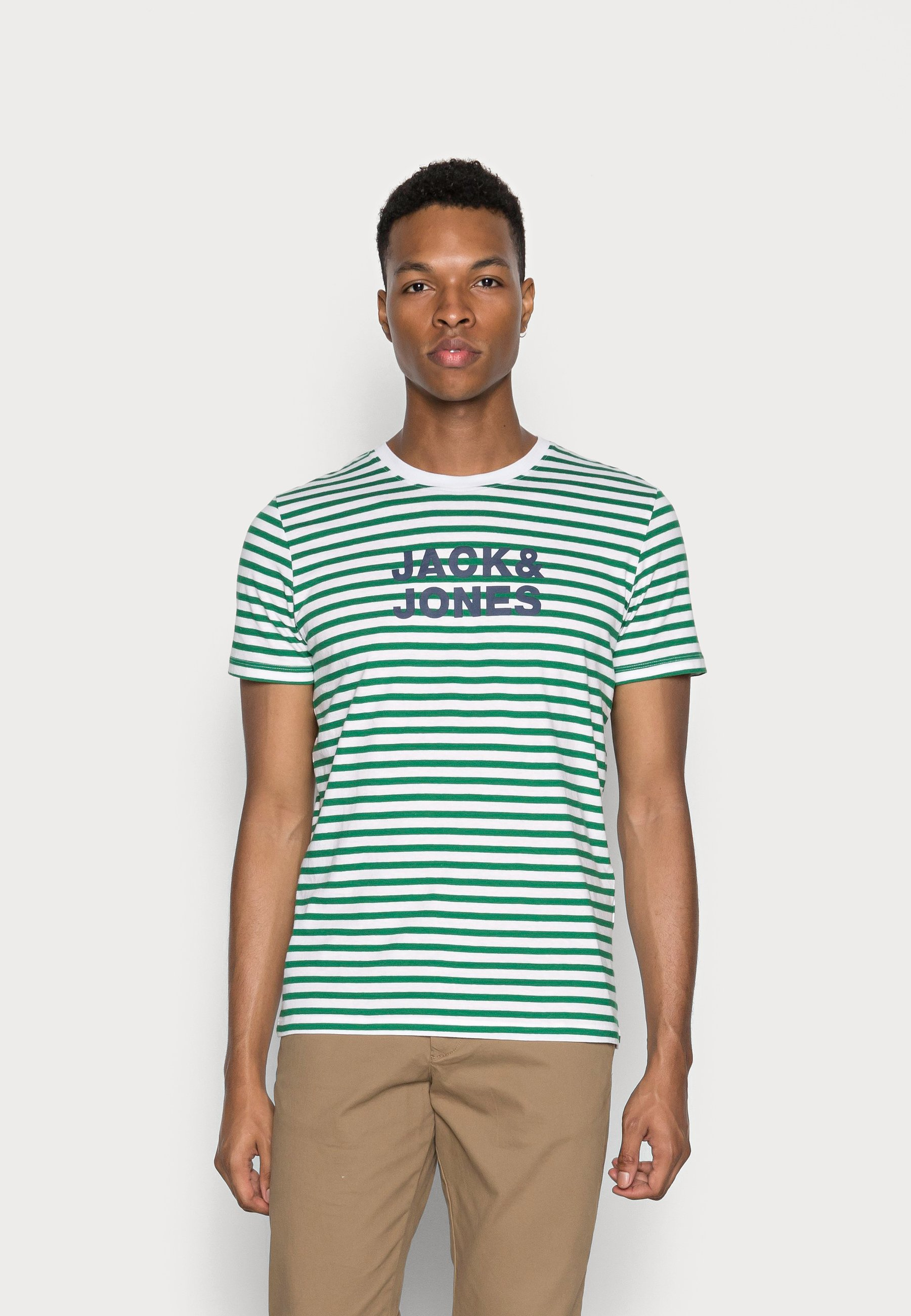 Herren JJVARDANT TEE CREW NECK - T-Shirt print