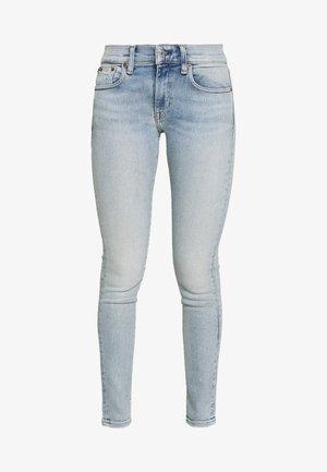 WASH - Jeans Skinny - light indigo