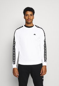 Kappa - ILDAN - Sweatshirt - bright white - 0