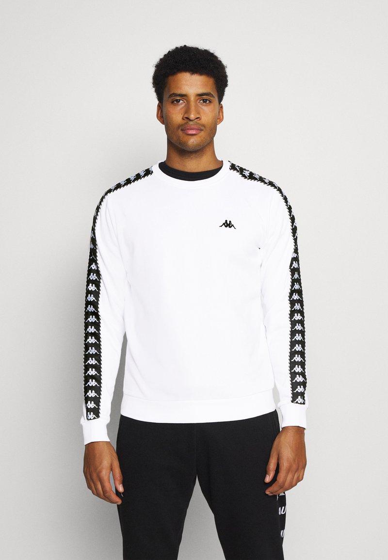 Kappa - ILDAN - Sweatshirt - bright white