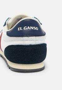 El Ganso - RUNNING  - Matalavartiset tennarit - blanco - 6