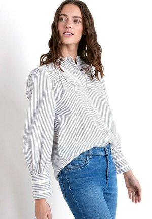 Blouse - gris anthracite