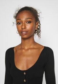 Fashion Union - ALLISTER - Jumper dress - black - 3