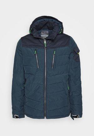 SKANE QUILTED - Zimní bunda - dunkelblau