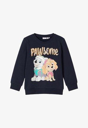 PAW PATROL - Sweatshirt - dark sapphire