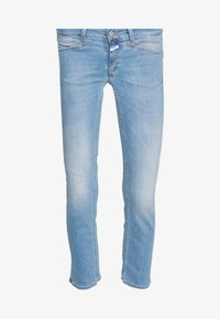 CLOSED - STARLET LOW WAIST CROPPED LENGTH - Jeans Skinny Fit - mid blue - 5