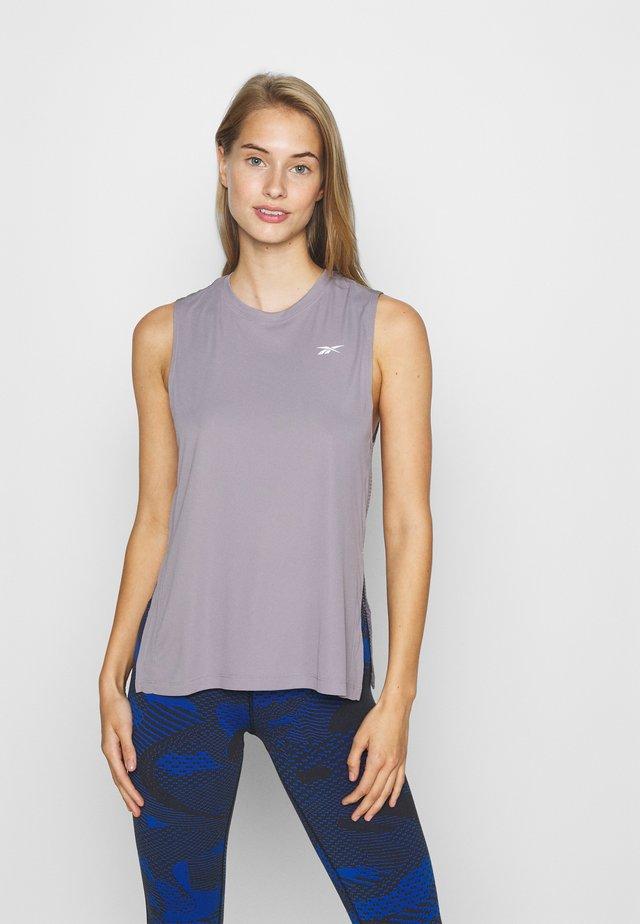 TANK - Treningsskjorter - grey