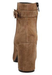 Scapa - High heeled ankle boots - taupe - 3