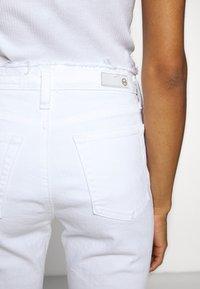 AG Jeans - ISABELLE - Slim fit jeans - retro white - 4