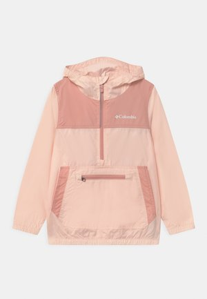BLOOMINGPORT UNISEX - Větrovka - peach quartz/faux pink