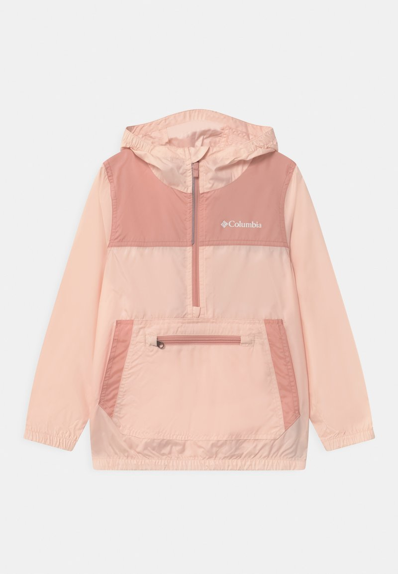 Columbia - BLOOMINGPORT UNISEX - Windbreaker - peach quartz/faux pink