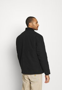 Carhartt WIP - ARCTIC COAT DEARBORN - Light jacket - black - 2