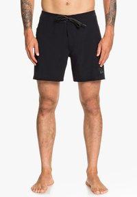Quiksilver - HIGHLINE KAIMANA - Shorts da mare - black - 1