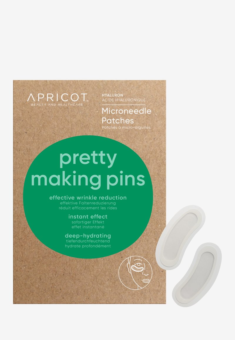 APRICOT - MICRONEEDLE PATCHES - Eyecare - -