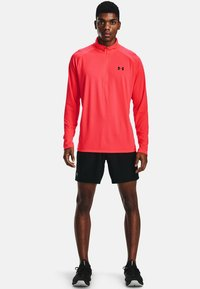 Under Armour - Sports shirt - orange black - 1
