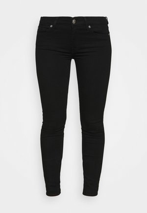 RINSED  - Jeans Skinny Fit - black