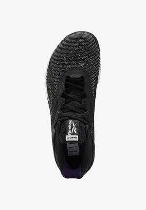 REEBOK NANO X SHOES - Sneakersy niskie - black