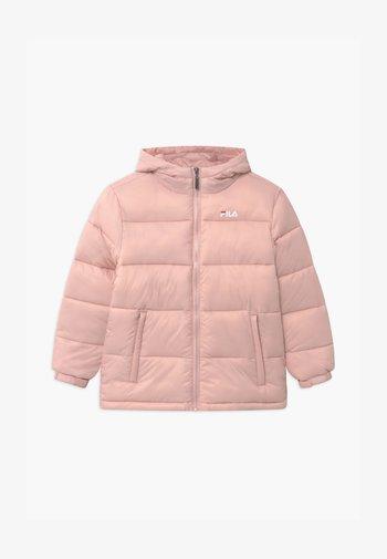 BROOKLYN PUFFER UNISEX - Winter jacket - sepia rose