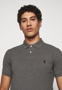 Polo Ralph Lauren - REPRODUCTION - Polo - grey/black - 3