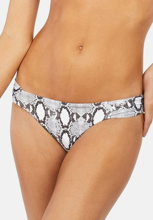 CARDENAS,DRAPED BAND - Bikini bottoms - off white