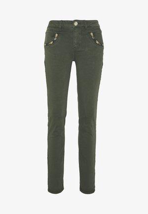 JEWEL PANT - Trousers - khaki