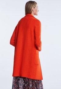SET - Classic coat - poinciana - 2