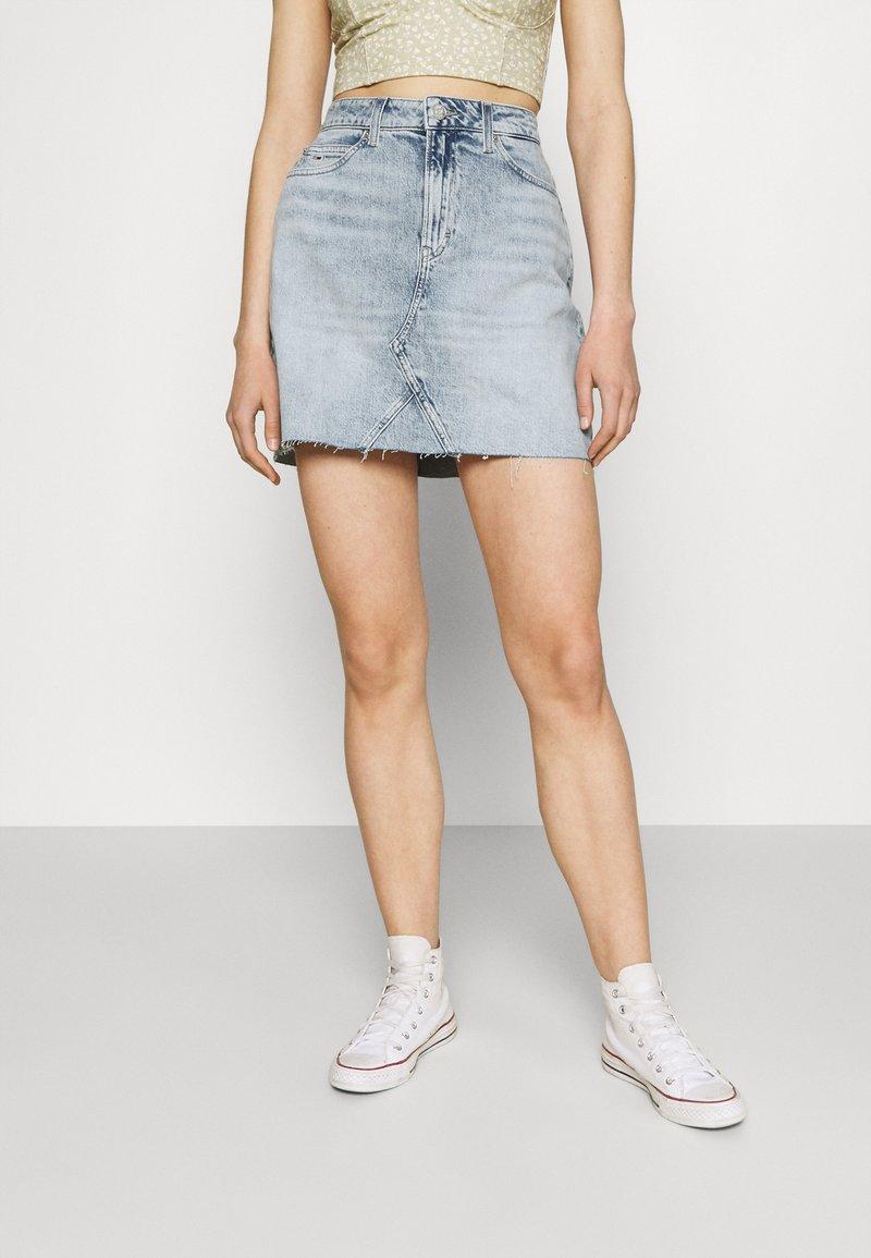 Tommy Jeans - SHORT SKIRT - Spódnica mini - ames