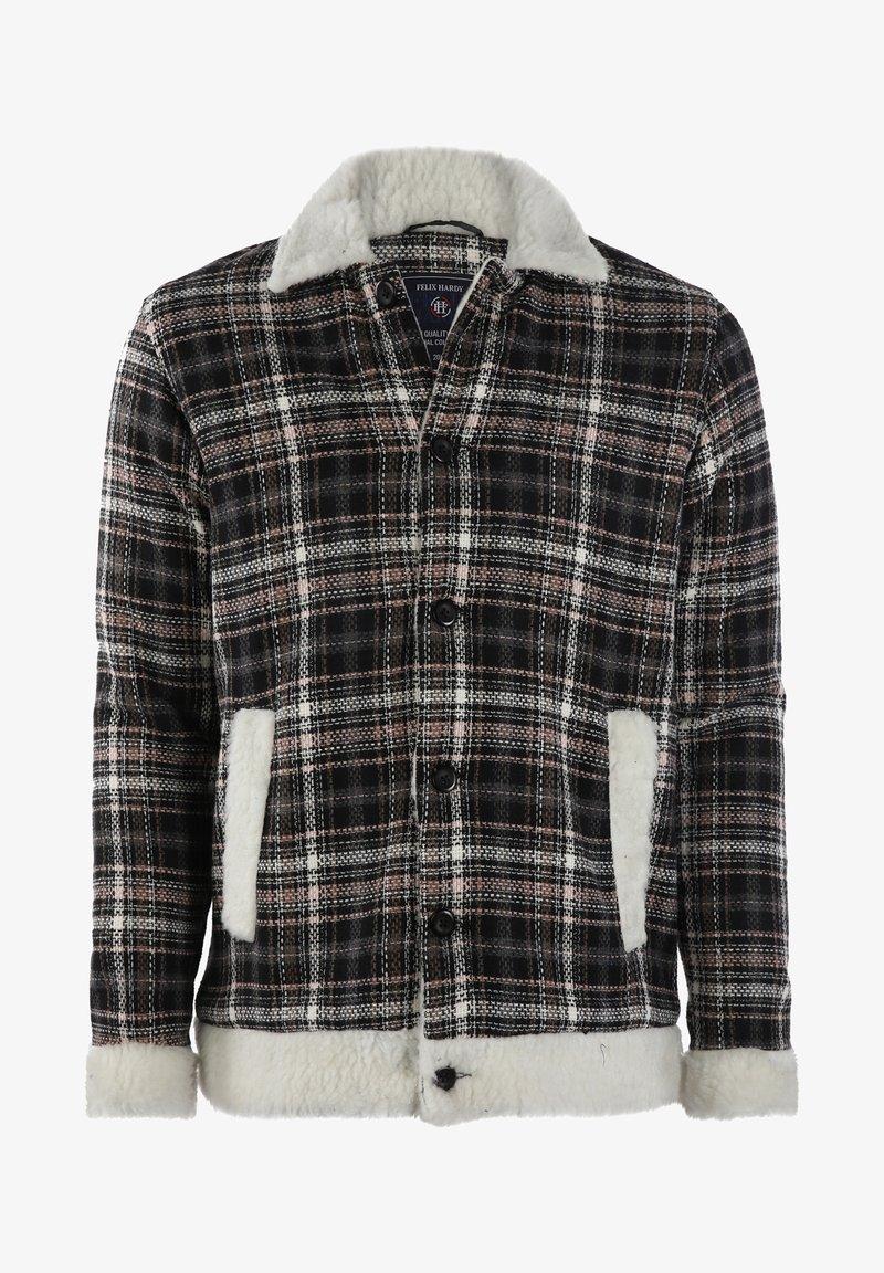 Felix Hardy - Summer jacket - black-white