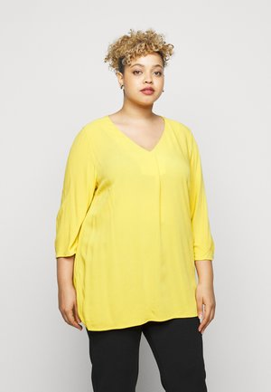 Blouse - california sand yellow