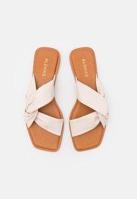 ALOHAS - Pantofle - offwhite - 4