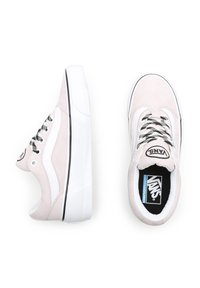 Vans - UA Shape NI - Skate shoes - (suede)hushedviolet/trwht - 3