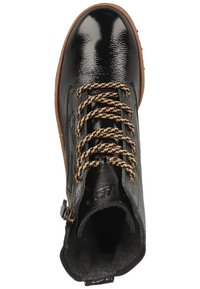 Paul Green - Lace-up ankle boots - schwarz 007 - 1