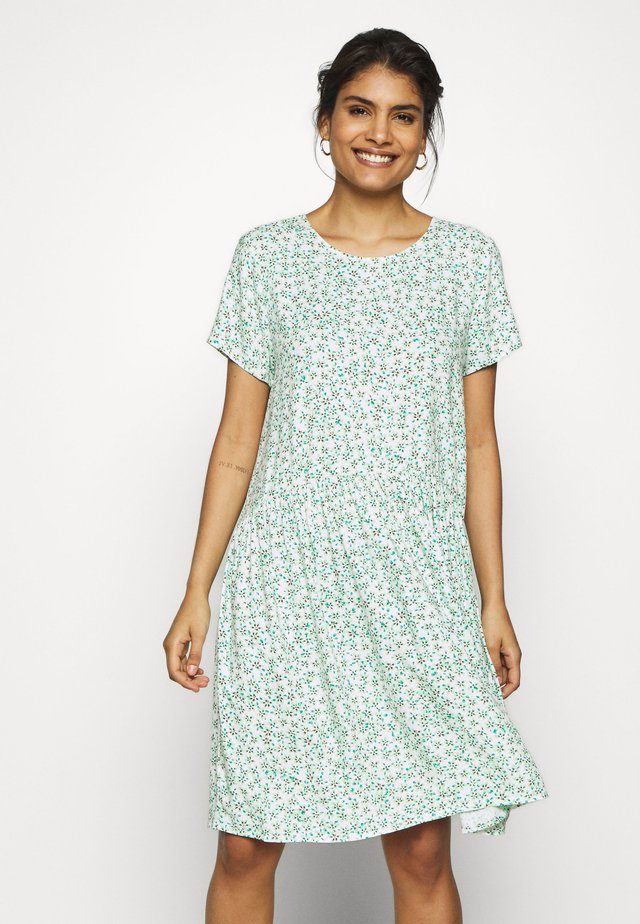 INAYA LEIA DRESS  - Vestido informal - green