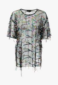 myMo at night - Blouse - schwarz multicolor - 4