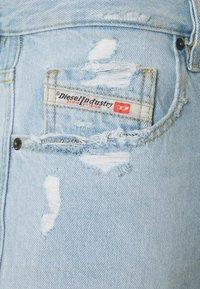 Diesel - Denim shorts - medium blue - 2