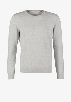 Jersey de punto - light grey