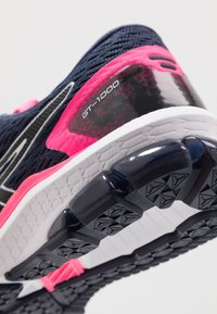 ASICS - Stabilty running shoes - peacoat/black - 5