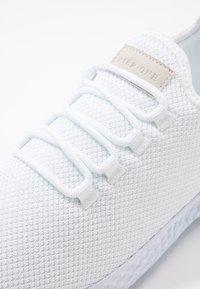 Pier One - UNISEX - Baskets basses - white/grey - 5