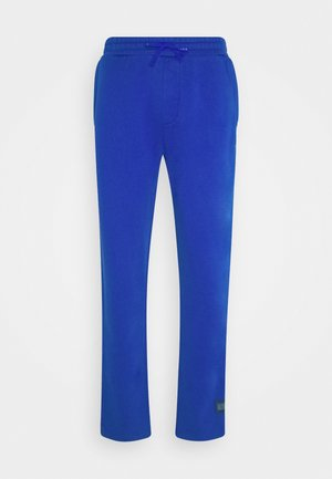 LEWIS HAMILTON UNISEX PCR SWEATPANTS - Tracksuit bottoms - sapphire blue
