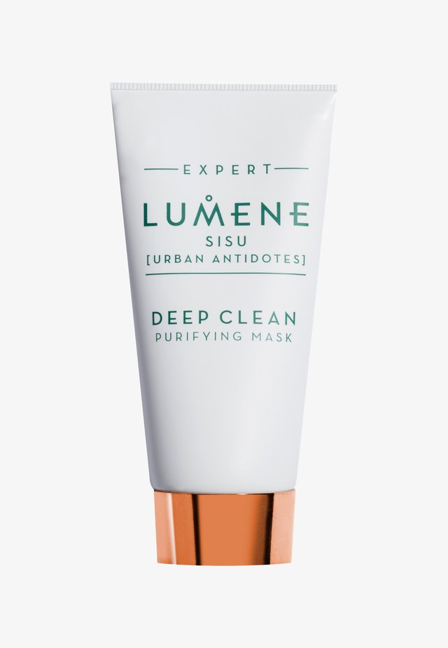 NORDIC DETOX [SISU] DEEP CLEAN PURIFYING MASK 75ML - Face mask - -