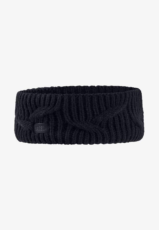 Ear warmers - black