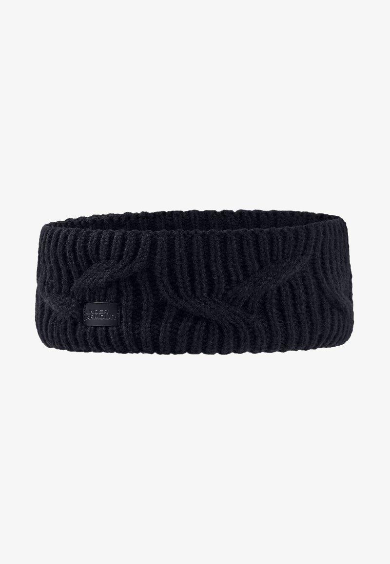 Under Armour - Ear warmers - black
